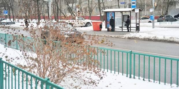 Территорию двора в Ясном проезде очистили от мусора – «Жилищник»