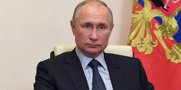 Путин отреагировал на ЧП в Казани