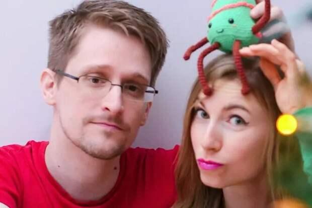 Новости про Эдварда Сноудена: приключения американцев в России