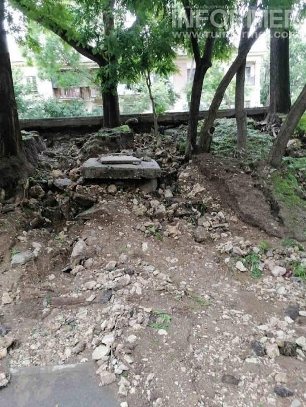 проспект Гагарина потоп последсттвия