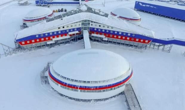 Китайские эксперты рассказали о провокации ВВС США в Арктике