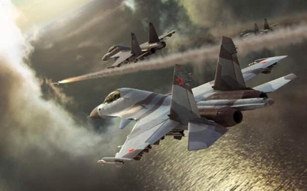 ВКС РФ и армия Сирии освободили город Суран