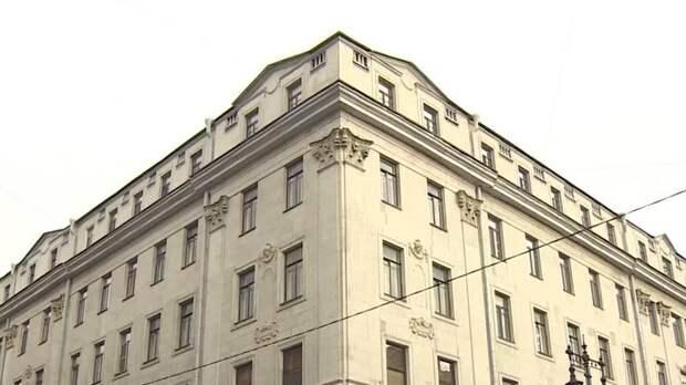 Притязания на памятник: жильцы дома в Басковом переулке опасаются открытия гостиницы