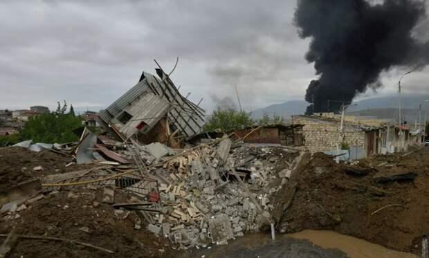 Армения и Азербайджан обвинили друг друга в нарушении перемирия в Карабахе