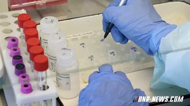 В ДНР за сутки выявлено 324 новых случая заболевания коронавирусом, 20 человек скончались