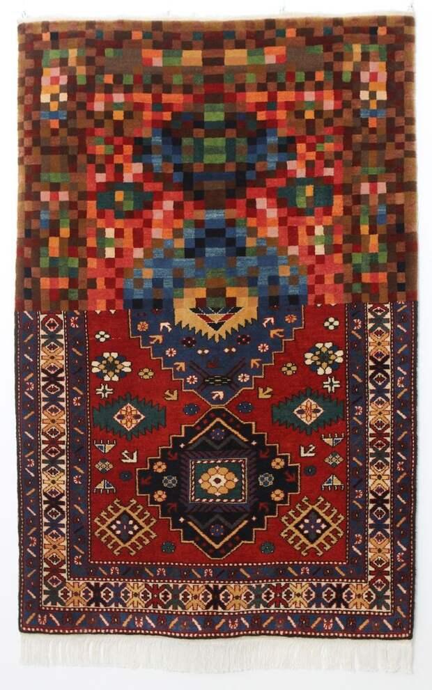 Волшебные ковры Фаига Ахмета Copy