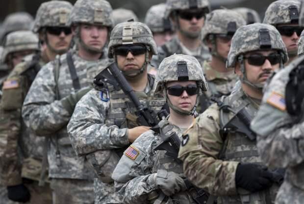 ФБР проверяет нацгвардейцев США на угрозы перед инаугурацией Байдена