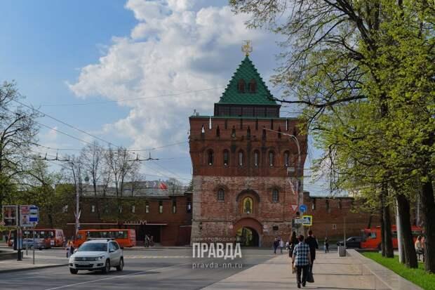 Движение общественного транспорта в центре Нижнего Новгорода будет временно прекращено из-за забега «Беги, герой»