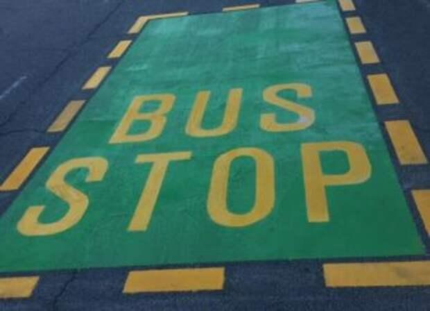 Парковки для туристических автобусов появились в Шымкенте