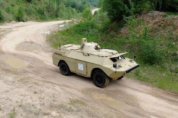 Новое вооружение может радикально повысить огневую мощь БРДМ-2