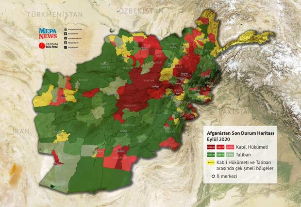 Талибан - крутой, умный и сообразительный