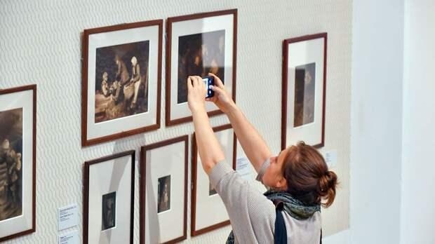 Эпоха до фотошопа: выставка фотографий Николая Андреева