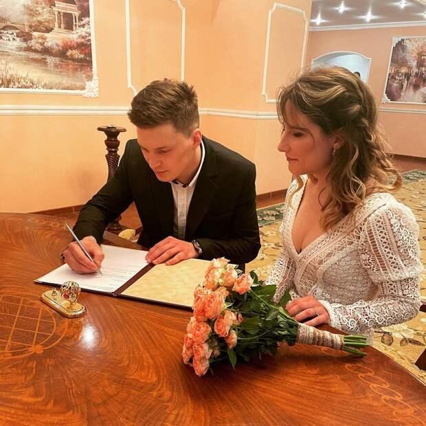 Анфиса Охлобыстина вышла замуж за рязанца