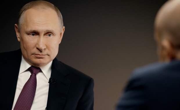 Путин: в случае нападения на страну повторим Великую Отечественную войну