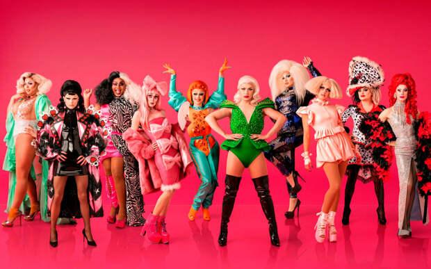 AI drag-артисты будущее шоу-бизнеса?