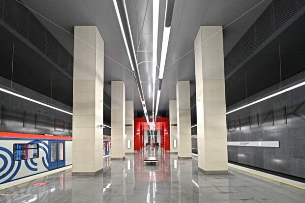 Проект станции БКЛ «Мнёвники» отметили архитектурной премией