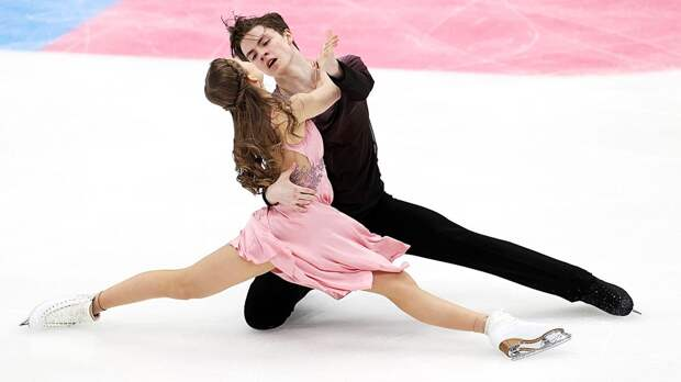 Шоу Навки, похвала от Тарасовой и Мишина, победа в «Ледниковом периоде». Талантливая пара Кагановская/Ангелопол