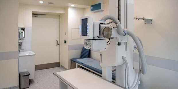 В поликлинике на Твардовского откроется травмпункт