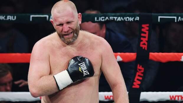 Харитонов назвал имя своего следующего соперника и дату боя