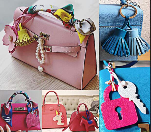 Для любимой сумки )))