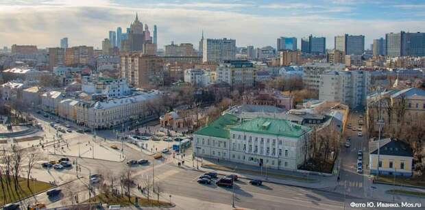 Законопроект о бюджете Москвы принят МГД в первом чтении. Фото: Ю. Иванко mos.ru