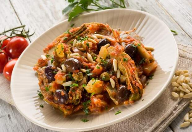 Три блюда из баклажанов по рецепту итальянского шеф-повара