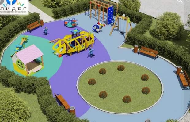 Нравится ли вам проекты будущих детских площадок в районе — новый опрос