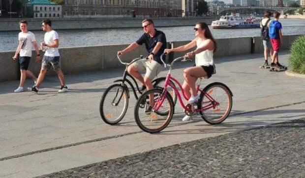 В СЗАО участились кражи велосипедов