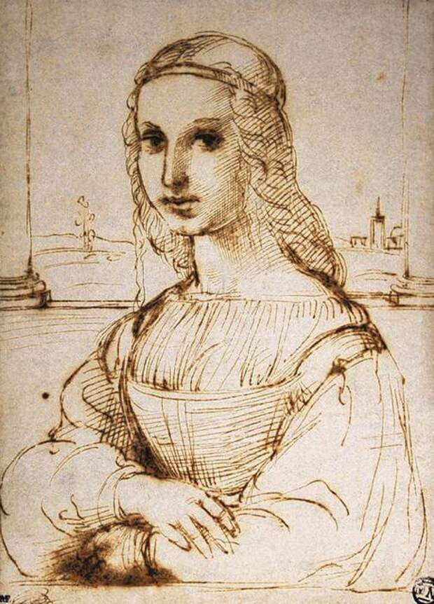 Рисунок из Лувра. | Фото: fb.ru.