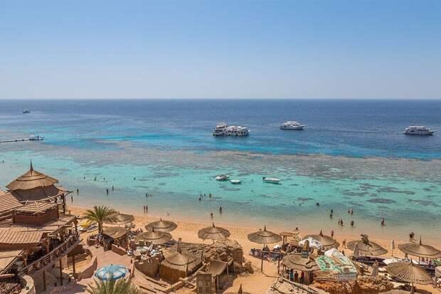 Россия возобновит полеты на курорты Египта
