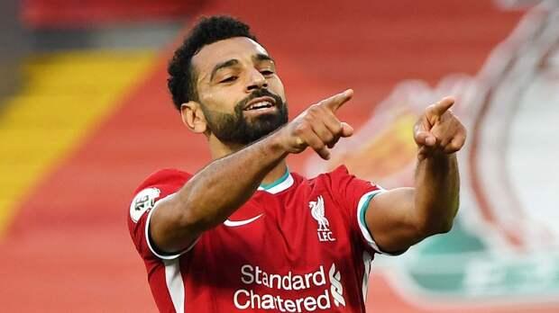 Салах признан лучшим игроком сезона в «Ливерпуле»