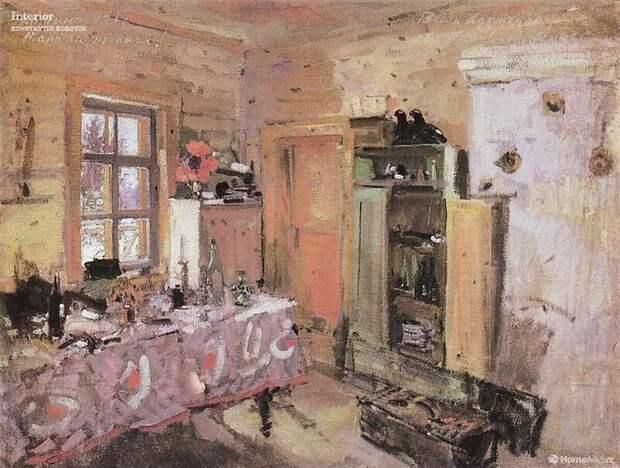 В спальне у Ван Гога: как бы выглядели интерьеры с картин известных художников