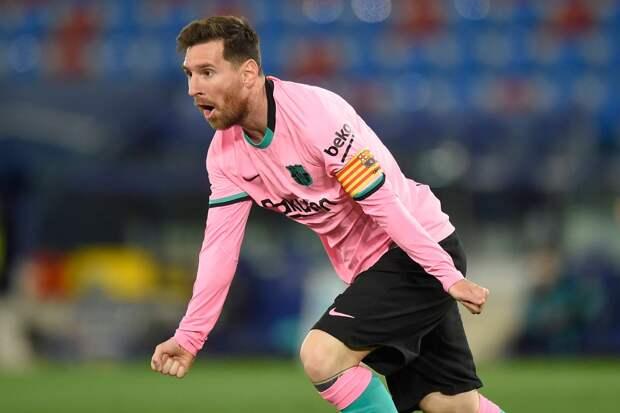 Месси подпишет новый контракт с «Барселоной»