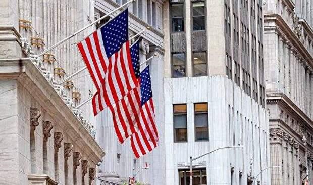 Фондовые индексы США упали в начале недели