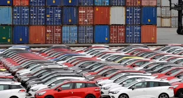 Импорт легковых автомобилей в России в I квартале вырос на 47,3%