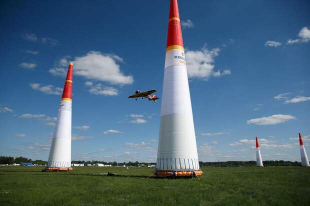 Русские авиационные гонки на фестивале «НЕБО: теория и практика-2021» пройдут с 22 по 23 мая