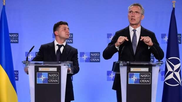 Вечное желание Украины стать членом НАТО