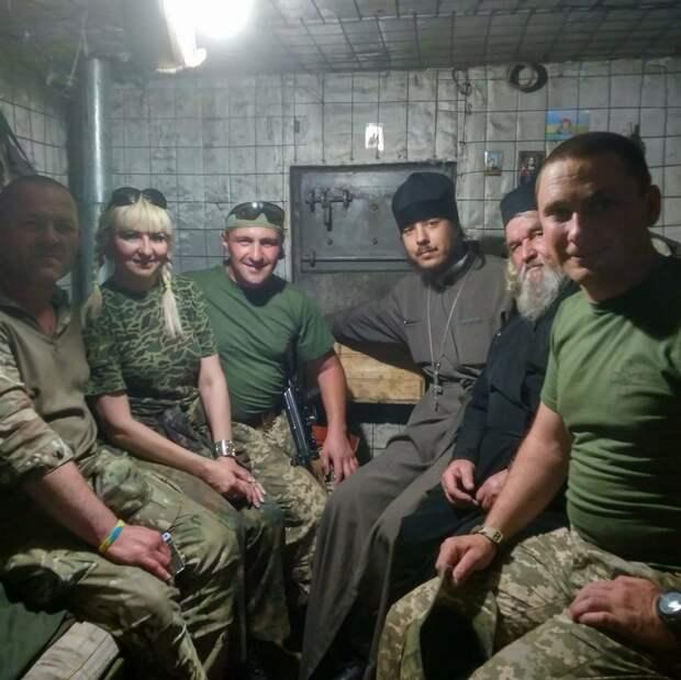 Известного украинского волонтёра АТО изнасиловали, избили и бросили умирать в горящем подпольном клубе