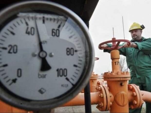 Цены на газ экспорт