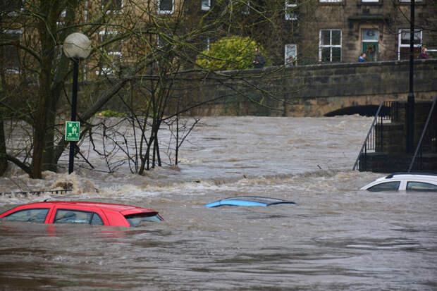 Почти 60 человек стали жертвами масштабных наводнений в Германии