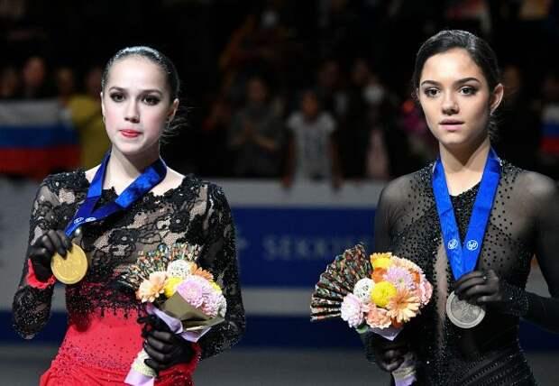Загитова и Медведева не вошли в состав сборной РФ на олимпийский сезон