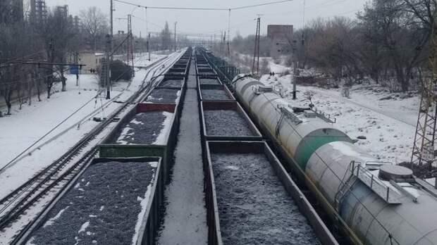 Экспорт российского угля разворачивается с Запада на Восток