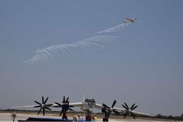 Противолодочные самолеты Ту-142МЭ официально сняты с вооружения авиации ВМС Индии