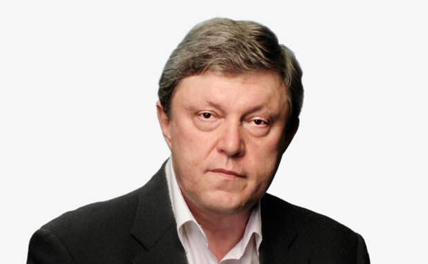Григорий Явлинский: Надо выбрать другого, хорошего президента