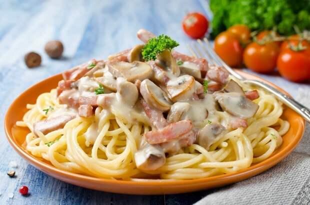 Готовим спагетти: 4 лучших рецепта