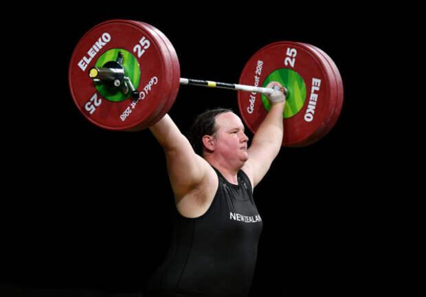 Впервые в истории Олимпийских игр в соревнованиях п...