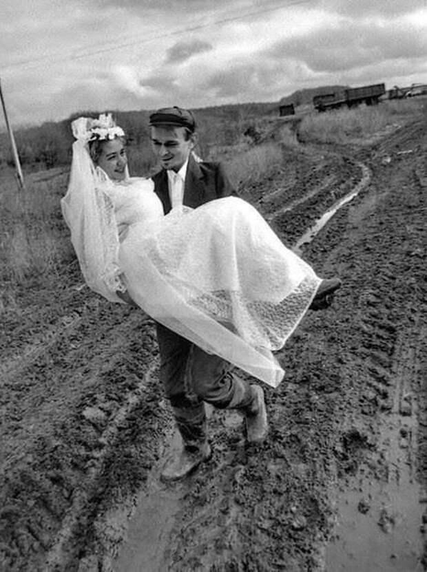 Свадьба, СССР, 1970-е