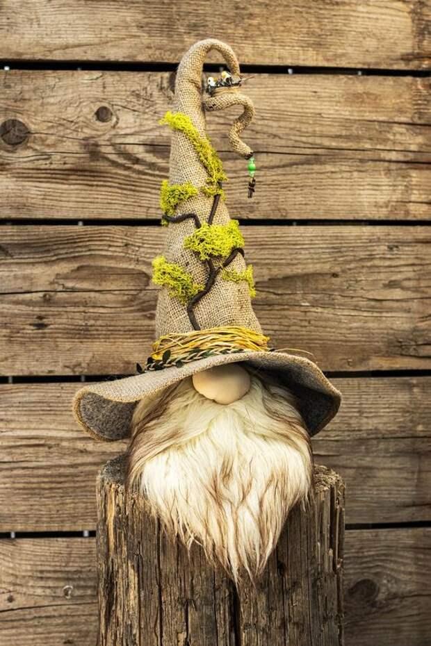 Весенние гномы: создаем милый сувенир собственноручно