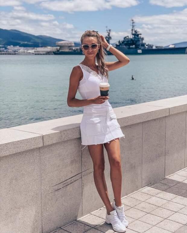 Современные красивые и яркие девушки из Новороссийска