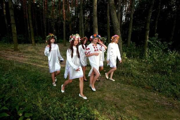 Красивые девушки славянские